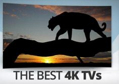 نگاهی به ۱۰ تلویزیون ۴k برتر سال ۲۰۱۷