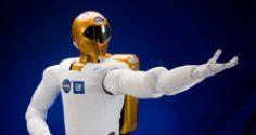Robonaut 2 ، نسل آینده ربات های حرفه ای . توسعه و ساخت توسط ناسا و جنرال موتور